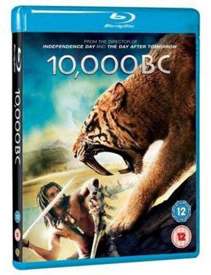10,000 Bc (Blu-Ray)