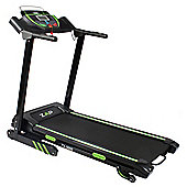 Zaap Fitness Tx-3000 Motorised Electric Treadmill / Running Machine