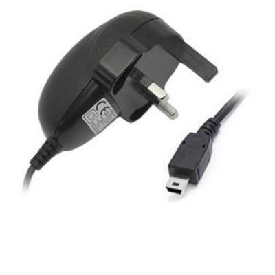 iTALKonline Mains Charger for Samsung I9000 Galaxy S - Black