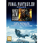 Final Fantasy XIV: A Realm Reborn Timecard