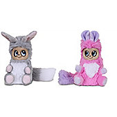 Bush Baby Bundle World Dreamstars Issi & Mimi - 2 Items Supplied