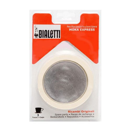 Bialetti Washer and Filter 3 Cup
