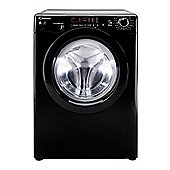 Candy Washer Dryer, GVSW485DCB, 8kg / 5kg load with 1400 rpm - Black