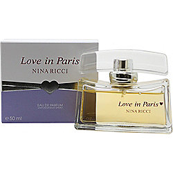 Nina Ricci Love In Paris Eau de Parfum (EDP) 50ml Spray For Women