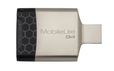 Kingston Technology MobileLite G4 System Specific