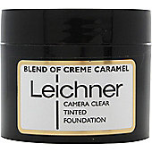 Leichner Camera Clear Tinted Foundation 30ml Blend of Creme Caramel