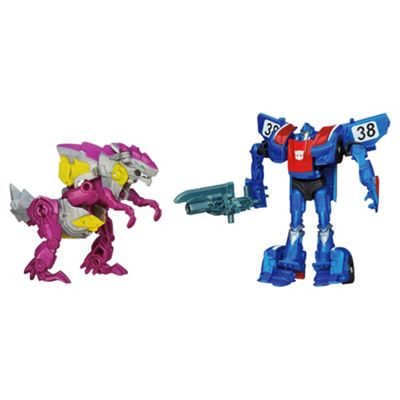 Transformers Beast Hunters Predacons Rising 2 Pack