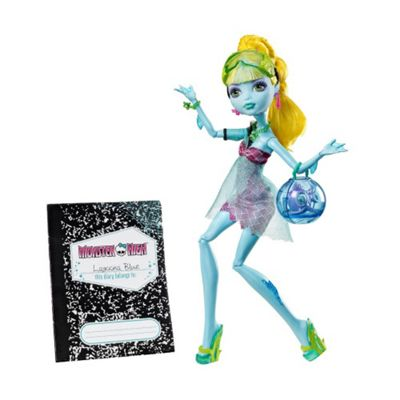 Monster High 13 Wishes Lagoona Doll