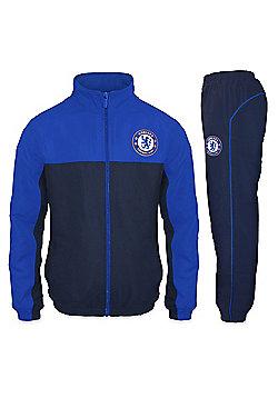 Chelsea FC Boys Tracksuit - Blue