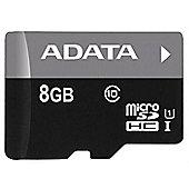 ADATA Premier SDHC UHS-I U1 Class10 8GB Class 10 memory card