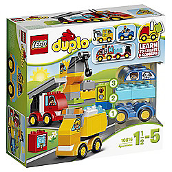 LEGO DUPLO My First My First Cars Cars Truck 10816
