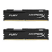 Kingston HyperX Fury RAM Module - 8 GB (2 x 4 GB) - DDR4 SDRAM