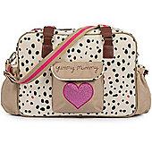 Pink Lining Yummy Mummy Changing Bag (Dalmatian Fever)