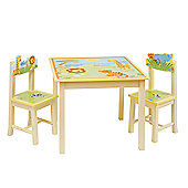 Liberty House Savanna Smiles Table & Chairs Set
