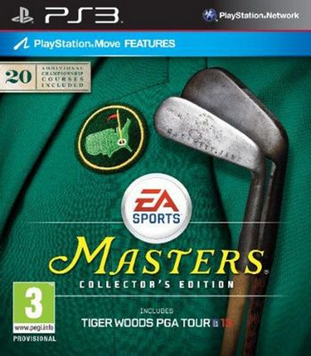 Tiger Woods Pga Tour 13 - The Masters Collector's Edition (PS3)