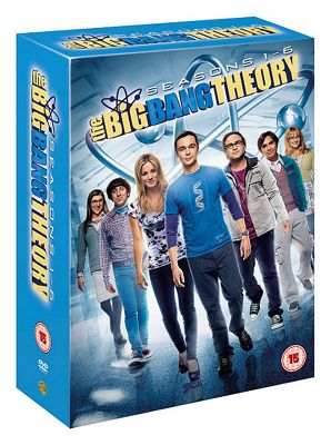 Big Bang Theory: Series 1-6 (DVD Boxset)