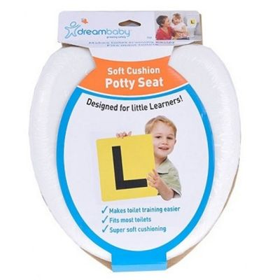 Dreambaby Soft Cushion Potty Seat