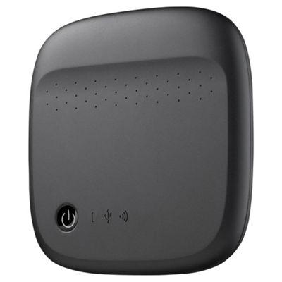 Seagate Mobile Wireless 500GB Black