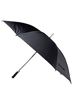 Totes Auto Open Golf Umbrella - Black