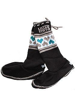 Vans Slush Cup Onyx Womens Slippers LEG158 - Brown