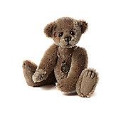 Charlie Bears Minimo Snippet 17cm Mohair Teddy Bear
