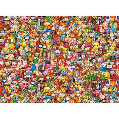 Emoji - Impossible Puzzle - 1000pc