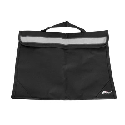 Black Sheet Music Bag - School Book Bag