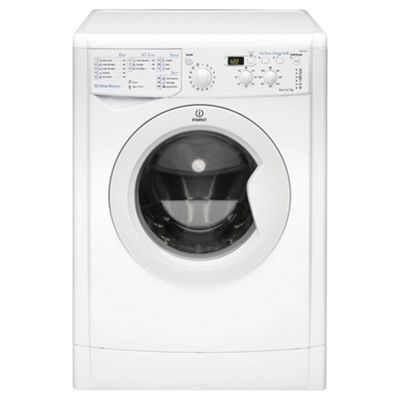 Indesit IWD71251 ECO Washing Machine , 7Kg Load, 1200 RPM Spin, White