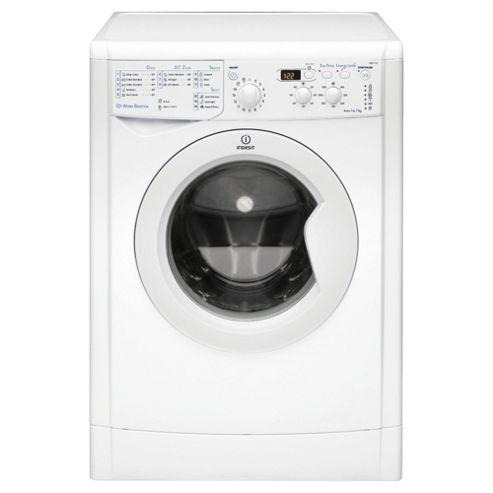Indesit IWD71251 ECO Washing Machine , 7Kg Load, 1200 RPM Spin, White