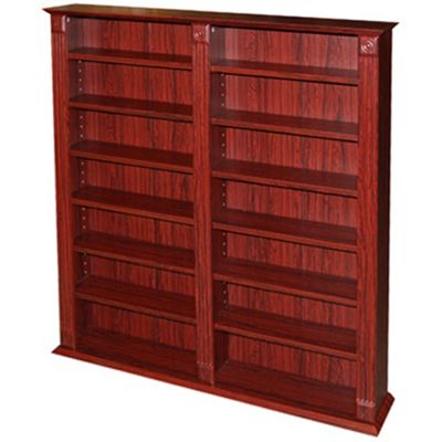 Techstyle CD / DVD / Video Media Storage Shelves Extra Large Unit