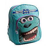 Monsters University 'Sulley' PVC Front Pocket Backpack