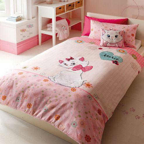 Walt Disney Marie Single Bed Set