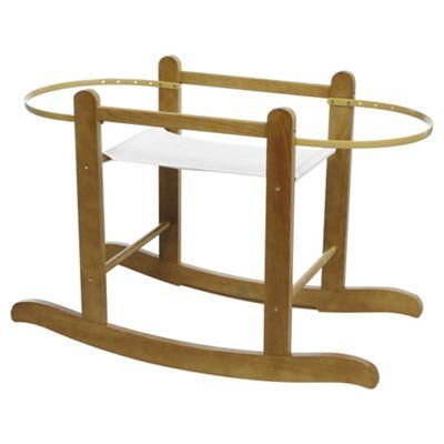 buy kinder valley little gem moses basket rocking stand. Black Bedroom Furniture Sets. Home Design Ideas