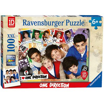 Ravensburger I Love One Direction XXL Puzzle - 100 Pieces