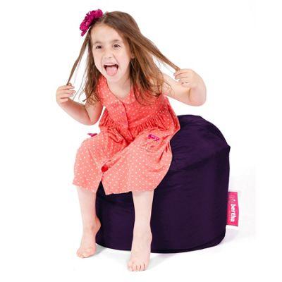 Big Bertha Original™ Indoor / Outdoor Little Bertha Kids Bean Bag - Purple