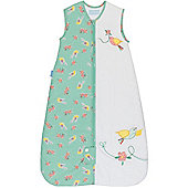 Grobag Floral Flutter 1 Tog Sleeping Bag (6-18 Months)