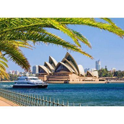 The Sydney Opera House - 1000pc Puzzle
