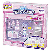 Shopkins Happy Places Welcome Pack - Bunny Laundry