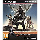 Destiny Vanguard Edition - PS3