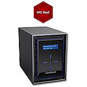 Netgear ReadyNAS RN422 2-Bay 16TB(2x8TB WD RED) High-performance Business Data Storage