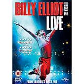 Billy Elliot The Musical (DVD)