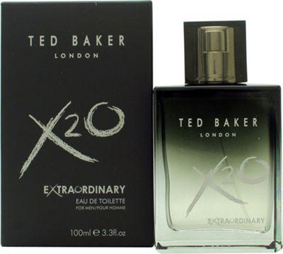 Ted Baker X20 Extraordinary For Men Eau de Toilette (EDT) 100ml Spray For Men