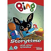 Bing - Storytime DVD