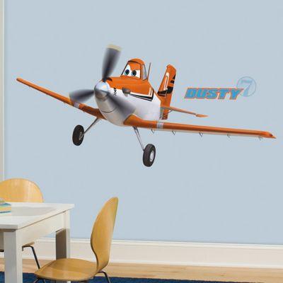 Disney Planes Dusty Giant Wall Sticker