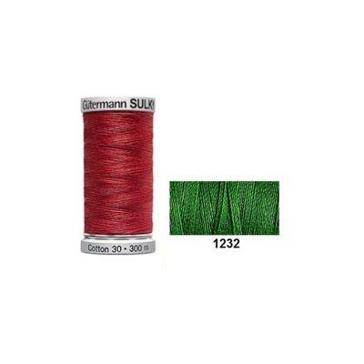 Gutermann Sulky Cotton 300m Classic Green