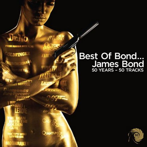 Best Of Bond - James Bond (2CD)