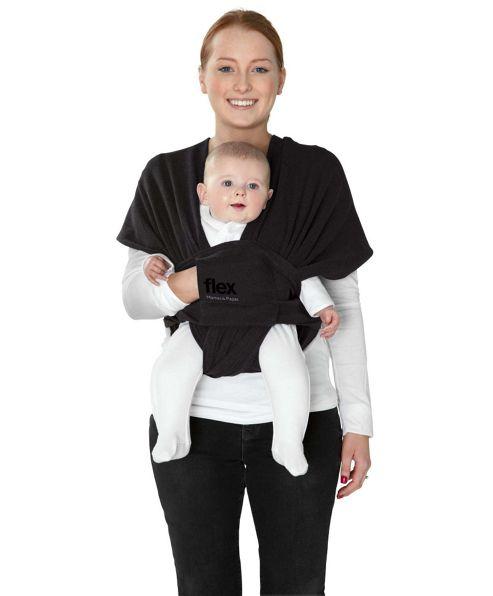 Mamas & Papas - Flex Baby Sling S/M - Black Jack