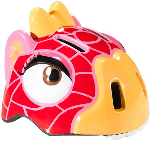 Crazy Stuff Childrens Helmet: Giraffe S/M.