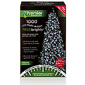 Premier 1000 LED Multi-Action Treebrights - Bright White