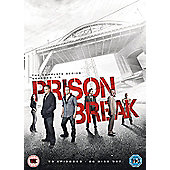 Prison Break Season 1-5 DVD